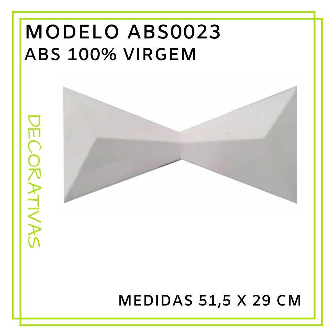 Modelo ABS0023 51,5 x 29 cm