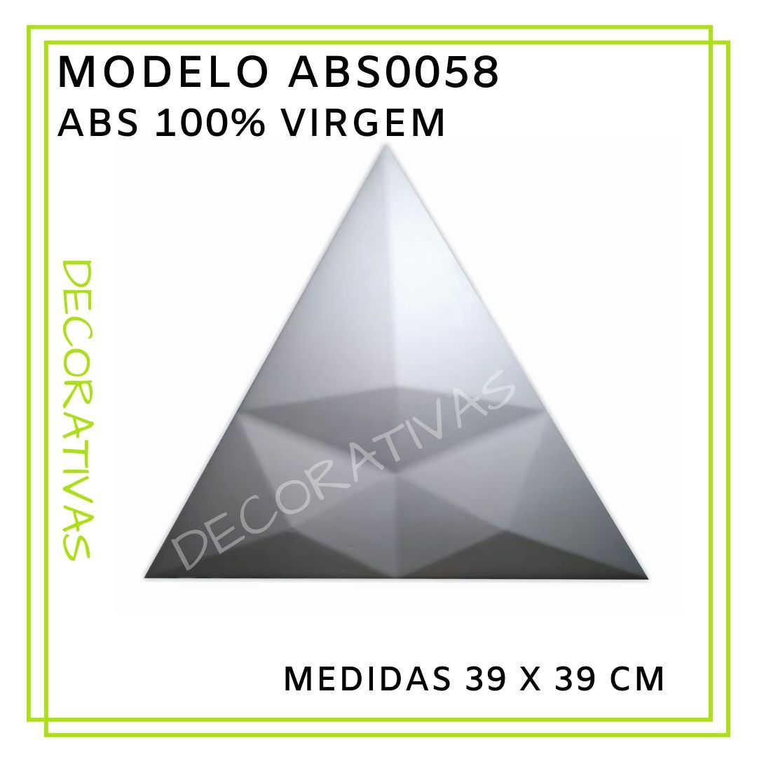 Modelo ABS0058 39 x 39 cm