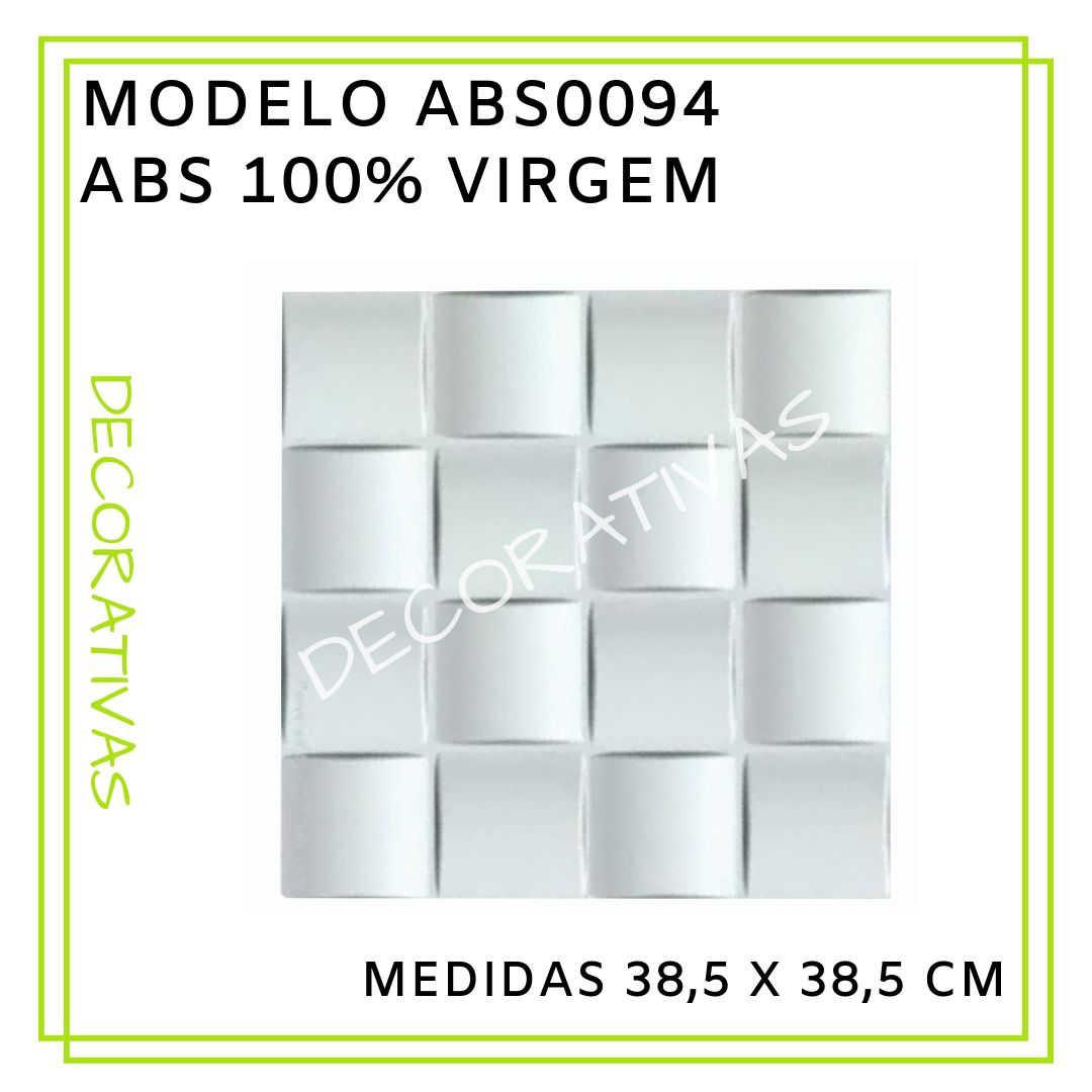 Modelo ABS0094 38,5 x 38,5 cm