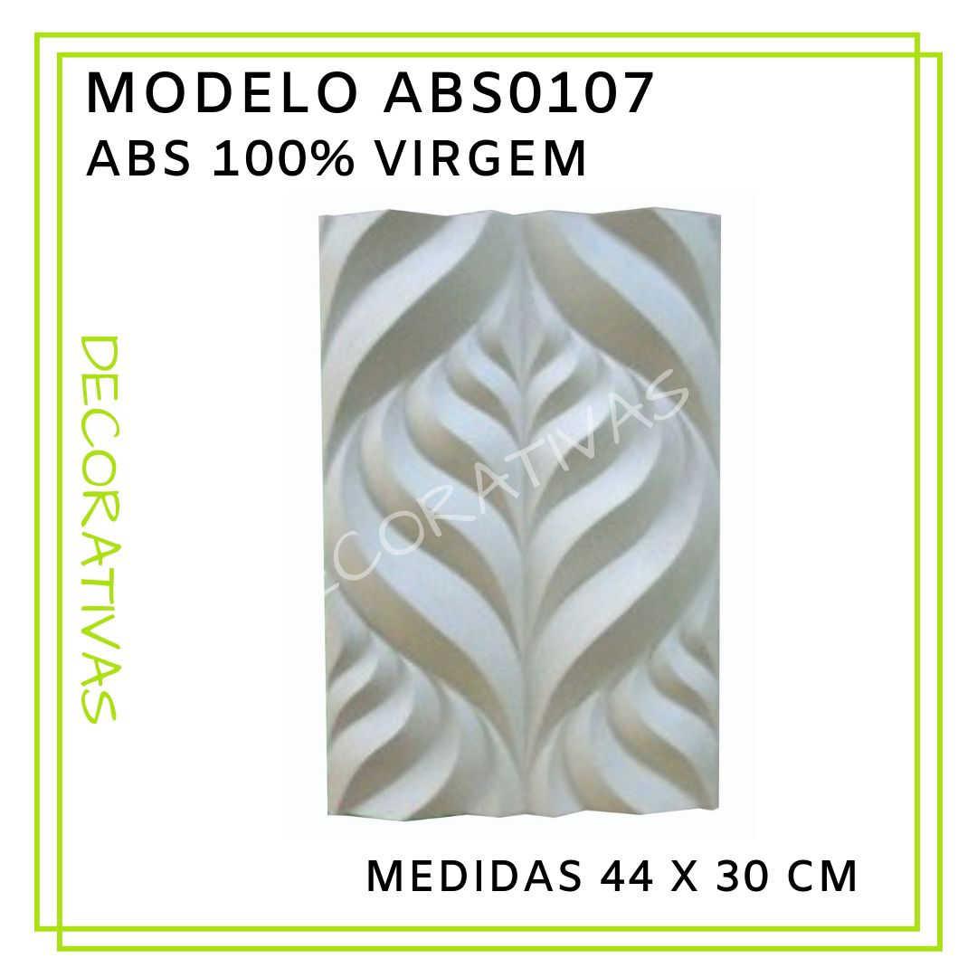 Modelo ABS0107 44 x 30 cm