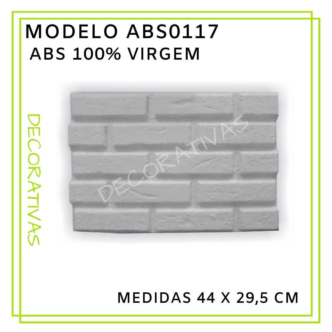 Modelo ABS0117 44 x 29,5 cm