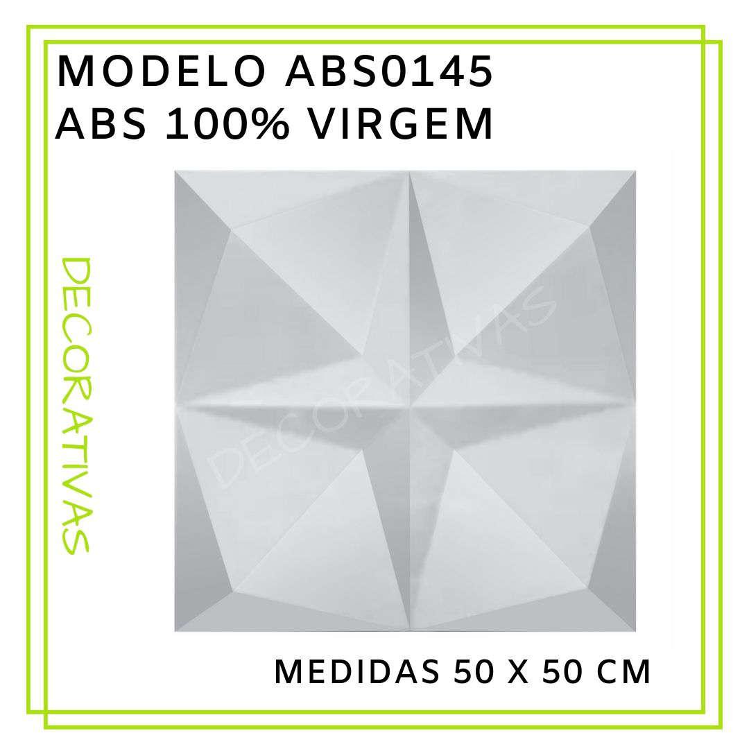 Modelo ABS0145 50 x 50 cm