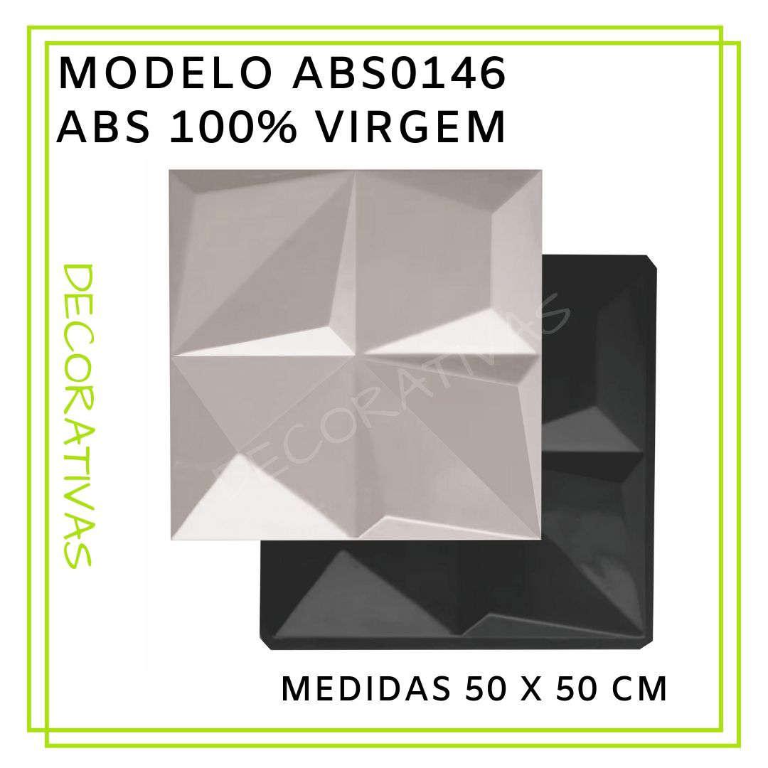 Modelo ABS0146 50 x 50 cm
