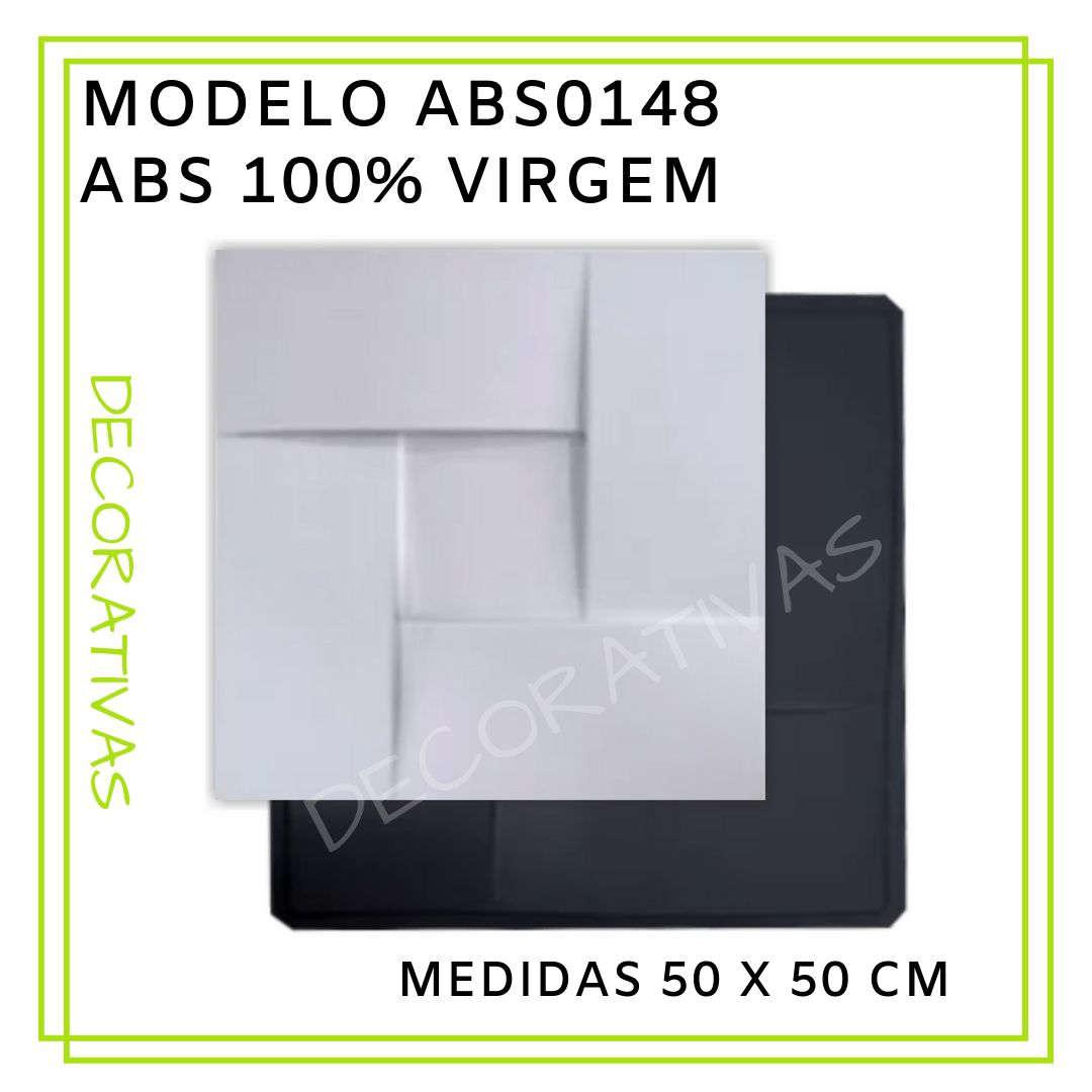 Modelo ABS0148 50 x 50 cm